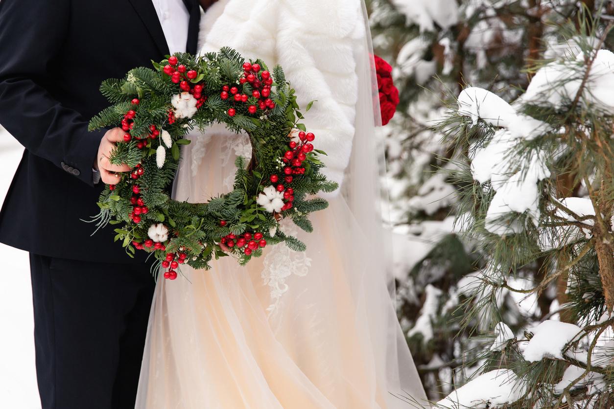 寒い冬の時期「結婚式お穂ばれドレスの選び方」